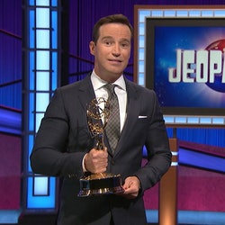 Mike Richards Steps Down As 'Jeopardy!' Host After Resurfaced Offensive Comments. Photo via Daytime ...