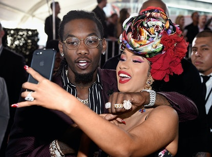 Cardi B and Offset are both experiencing their Saturn return, which could complicate their relations...