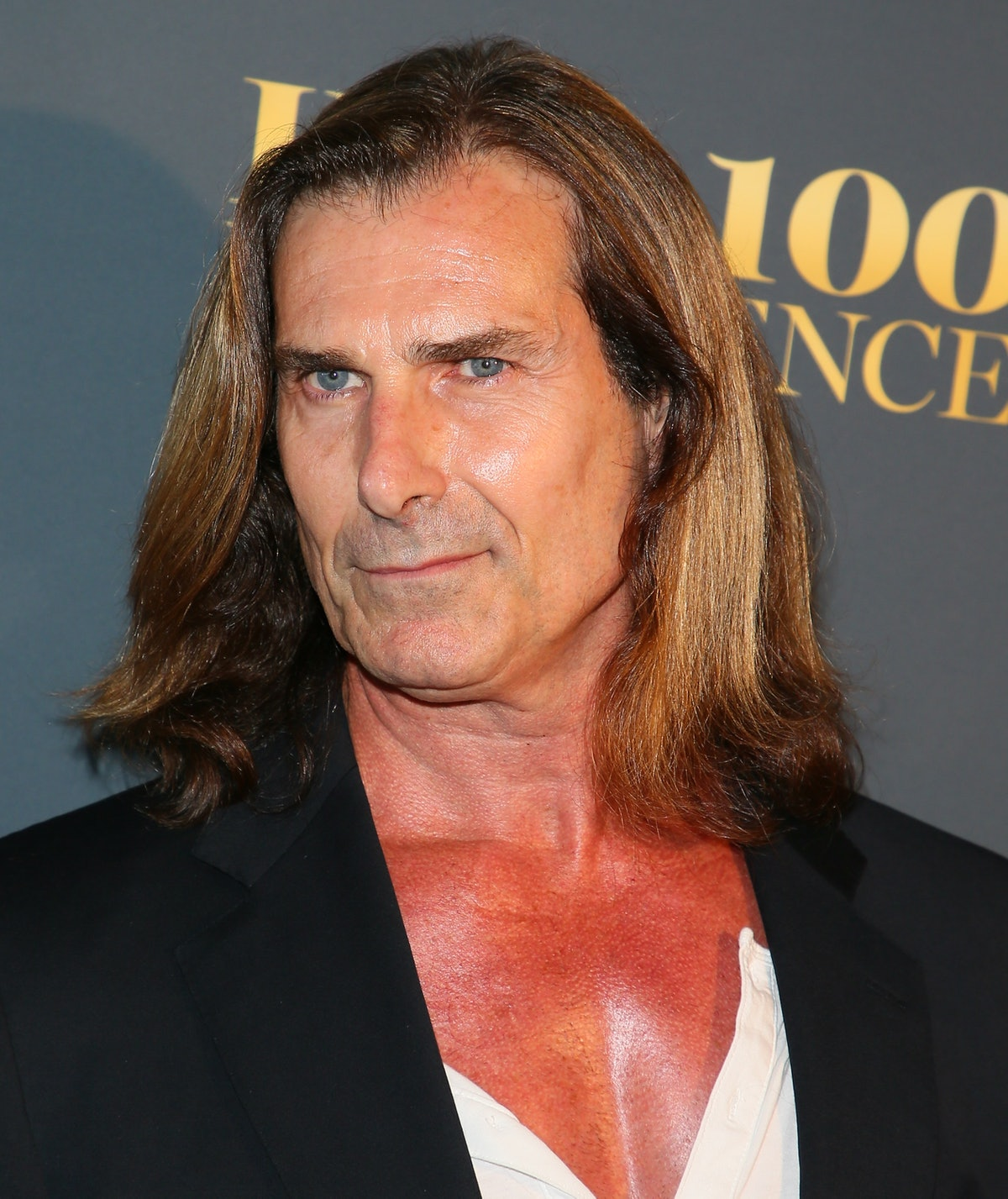 LOS ANGELES, CA - JULY 21: Fabio Lanzoni attends the Maxim Hot 100 Experience at Hollywood Palladium...