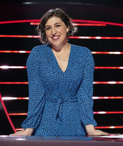 Mayim Bialik will host 'Jeopardy!' prime-time specials as well as a spinoff series. Photo via FOX/FO...