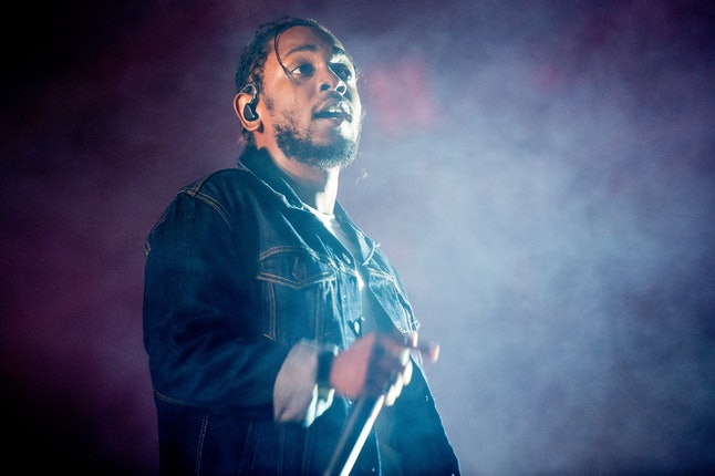 QUEBEC CITY, QC - JULY 07:  Kendrick Lamar performs onstage headlining Day 2 of the 50th Festival D'...