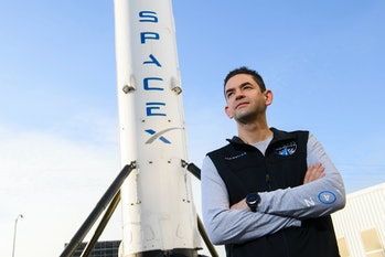 Inspiration4 Mission Commander Jared Isaacman, Founder and CEO of Shift4 Payment ...