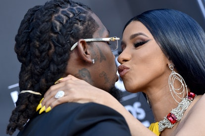 Cardi B's zodiac sign is a romantic and luxurious Libra, where as Offset is an adventurous and passi...