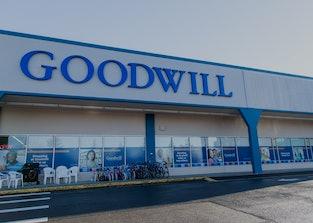 December 24, 2018 - Redmond, WA, USA: Goodwill is an American nonprofit organization that provides j...