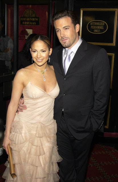 See the best Bennifer red carpet moments of all time, from Jennifer Lopez & Ben Affleck's appearance...