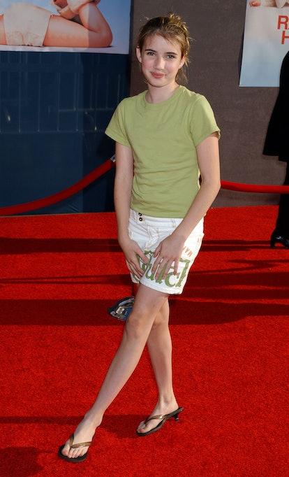 Emma Roberts (Photo by Gregg DeGuire/WireImage)