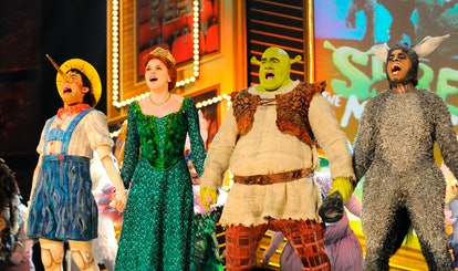 'Shrek: The Musical' is one of Netflix's musical movies that'll have you breaking out into song. Pho...