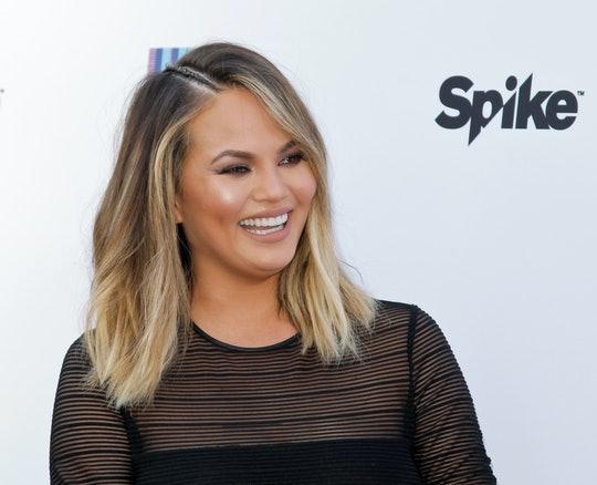 NORTH HOLLYWOOD, CA - JUNE 14:  Chrissy Teigen attends the FYC event for Spike's 'Lip Sync Battle' o...