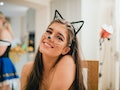 Use one of these Instagram captions to accompany your black cat costume on Halloween.