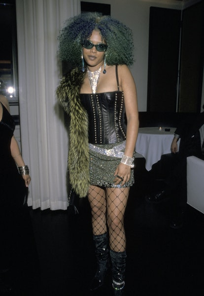 Kelis during 2000 Playmate of the Year Gala Cocktail Reception at Eugine's in New York City, New Yor...