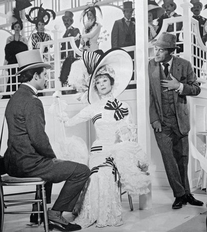 'My Fair Lady' is one of Netflix's musical movies that'll have you breaking out into song. Photo via...