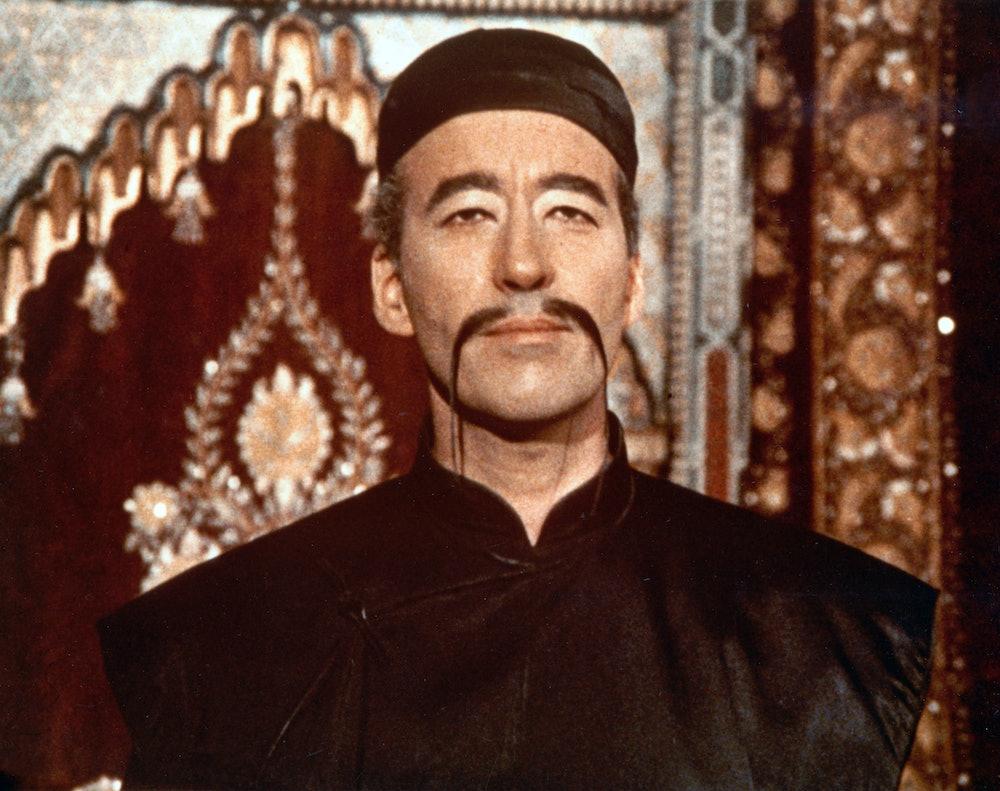 Kino. The Castle Of Fu Manchu, aka: Die Folterkammer des Dr. Fu Manchu, Deutschland/Spanien/Italien,...
