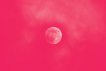 The September 2021 full moon in Pisces