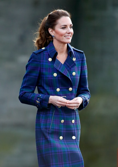 Kate Middleton's ponytail is one of her greatest hair moments. Here, Catherine, Duchess of Cambridge...