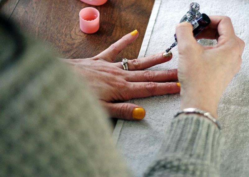 These TikTok nail hack make DIY manis so easy.