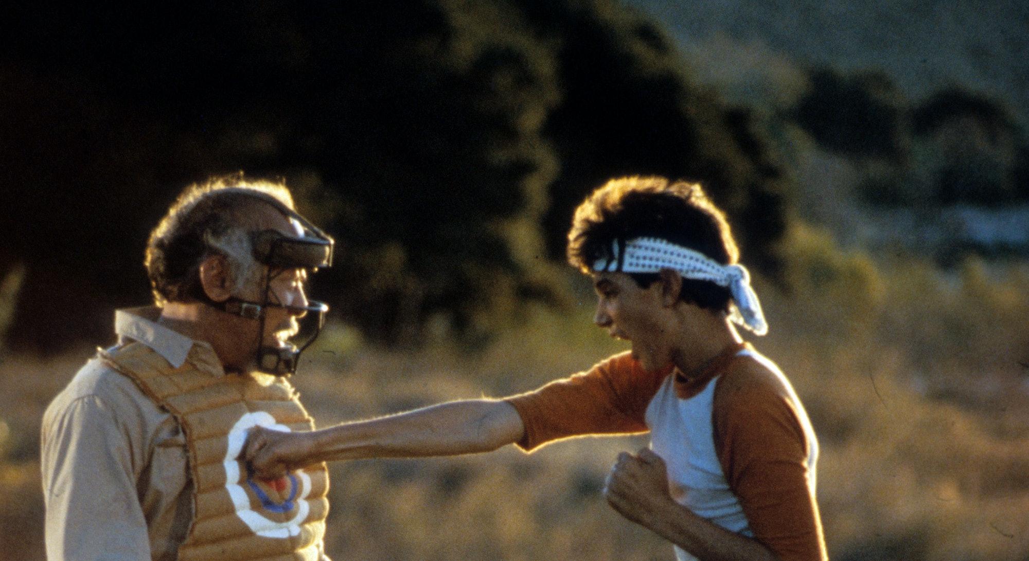The Karate Kid is leaving Netflix in September.