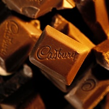 Illustrative image of Cadbury's Dairy Milk chocolate. (Photo by: Newscast/Universal Images Group via...
