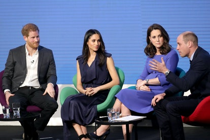 Prince Harry and Meghan Markle have Zoom chats with the Cambridges.