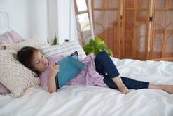 Screen time after school isn't always a bad thing.