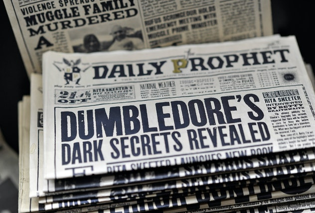 Write an Instagram caption for Harry Potter's birthday using quotes from the books' characters.