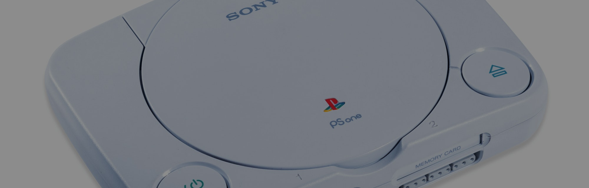 A 2000 Sony PlayStation (PS One model) home video game console, taken on June 19, 2018. (Photo by Ja...