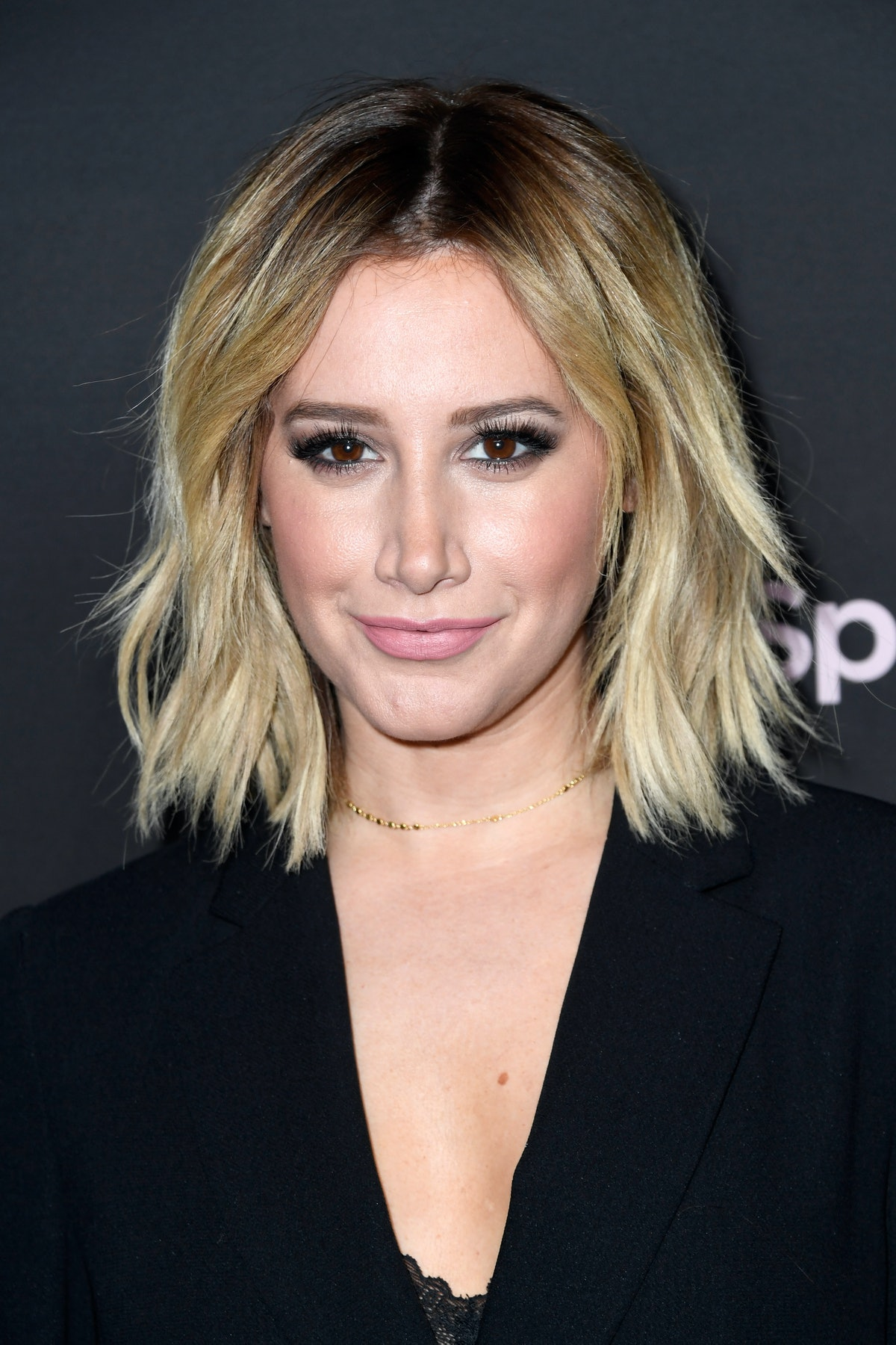 """LOS ANGELES, CA - FEBRUARY 07:  Ashley Tisdale attends Spotify """"Best New Artist 2019"""" event at Hamme..."""