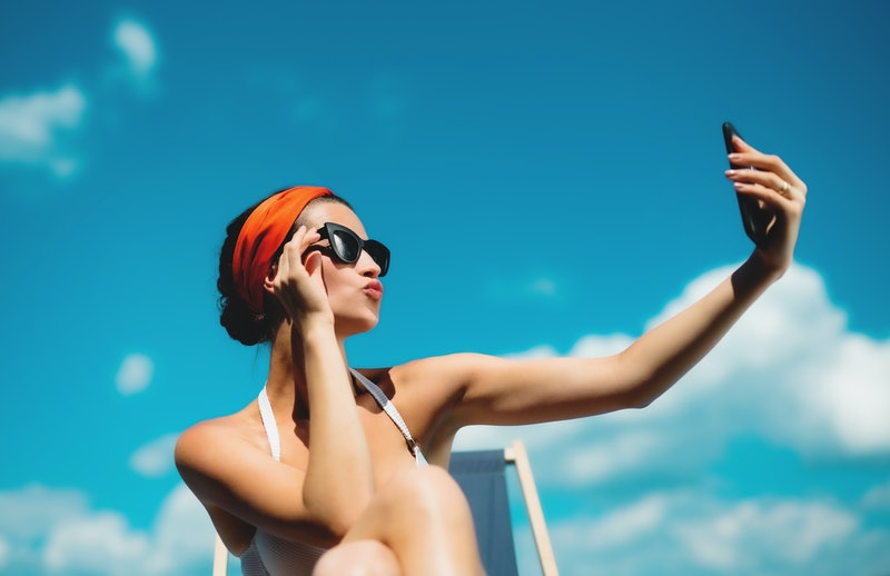 Heading to the pool? Here are great hairstyles for swimming that will keep your hair tangle-free.