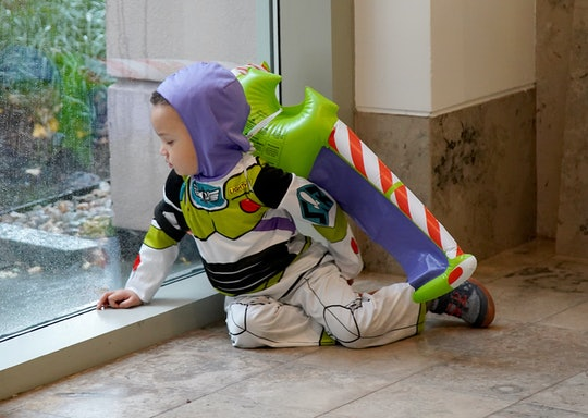 These Toy Story Halloween costumes are great.