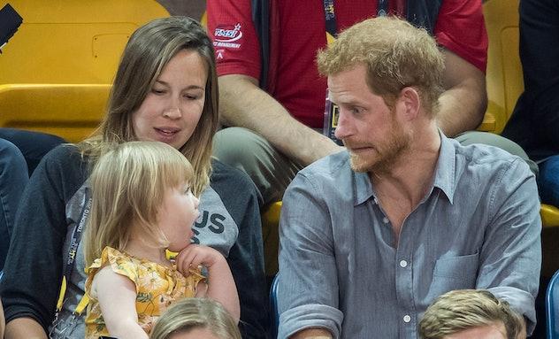 Prince Harry loves a takeaway.