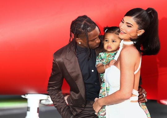 Kylie Jenner's second baby might be a boy.