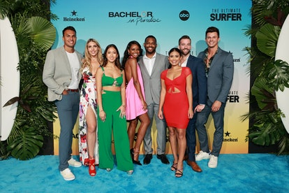 All the clues that Aaron & Tammy are dating after 'Bachelor in Paradise.' Photo via Emma McIntyre/Ge...
