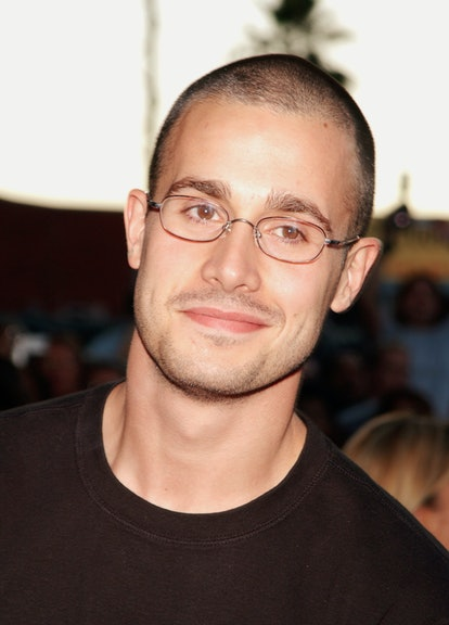 """Freddie Prinze Jr. at the """"The Others"""" premiere. (Photo by Frank Trapper/Corbis via Getty Images)"""