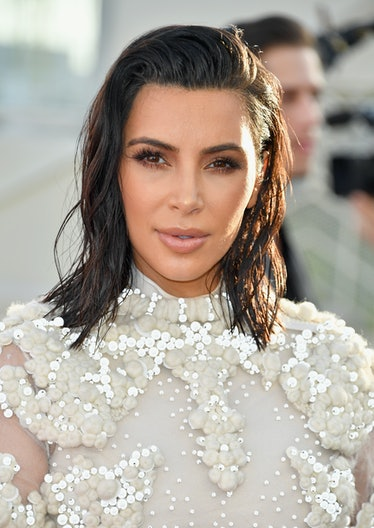 Kim Kardashian West attends the Daily Front Row's 3rd Annual Fashion Los Angeles Awards at Sunset To...