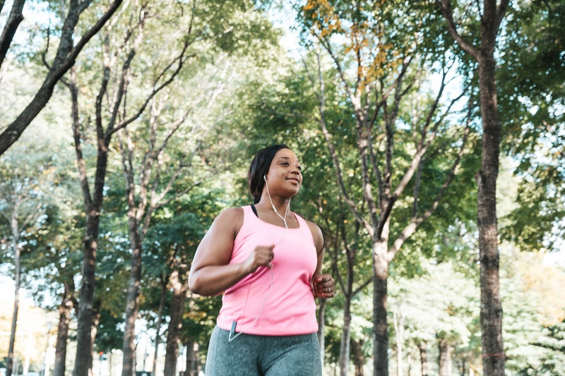 How to get better at running using the Runkeeper app.