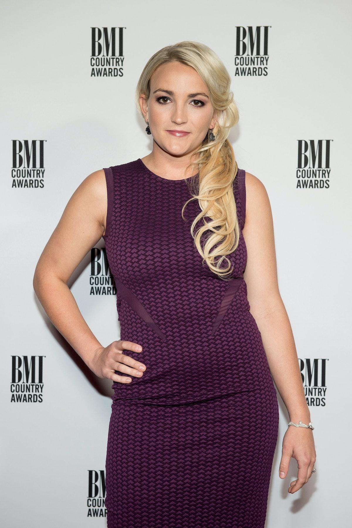 NASHVILLE, TN - NOVEMBER 01:  Jamie Lynn Spears attends the 64th Annual BMI Country awards on Novemb...
