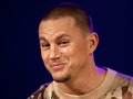 Channing Tatum may have followed Zoë Kravitz fan accounts.