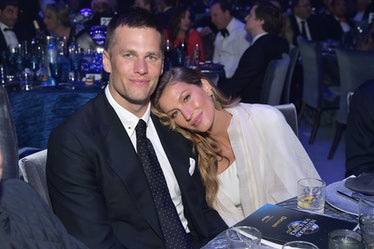 Gisele Bundchen wrote a sweet Instagram tribute for Tom Brady's 44th.