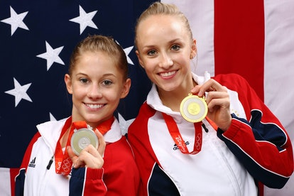 Shawn Johnson and Nastia Liukin were best friends prior to the 2008 Olympics.