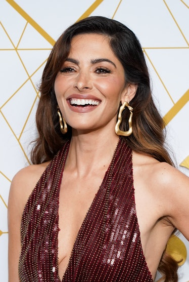 WEST HOLLYWOOD, CALIFORNIA - SEPTEMBER 21: Sarah Shahi attends the Showtime Emmy Eve Nominees Celebr...