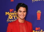 LOS ANGELES, CALIFORNIA - MAY 16: Chase Stokes attends the 2021 MTV Movie & TV Awards at the Hollywo...