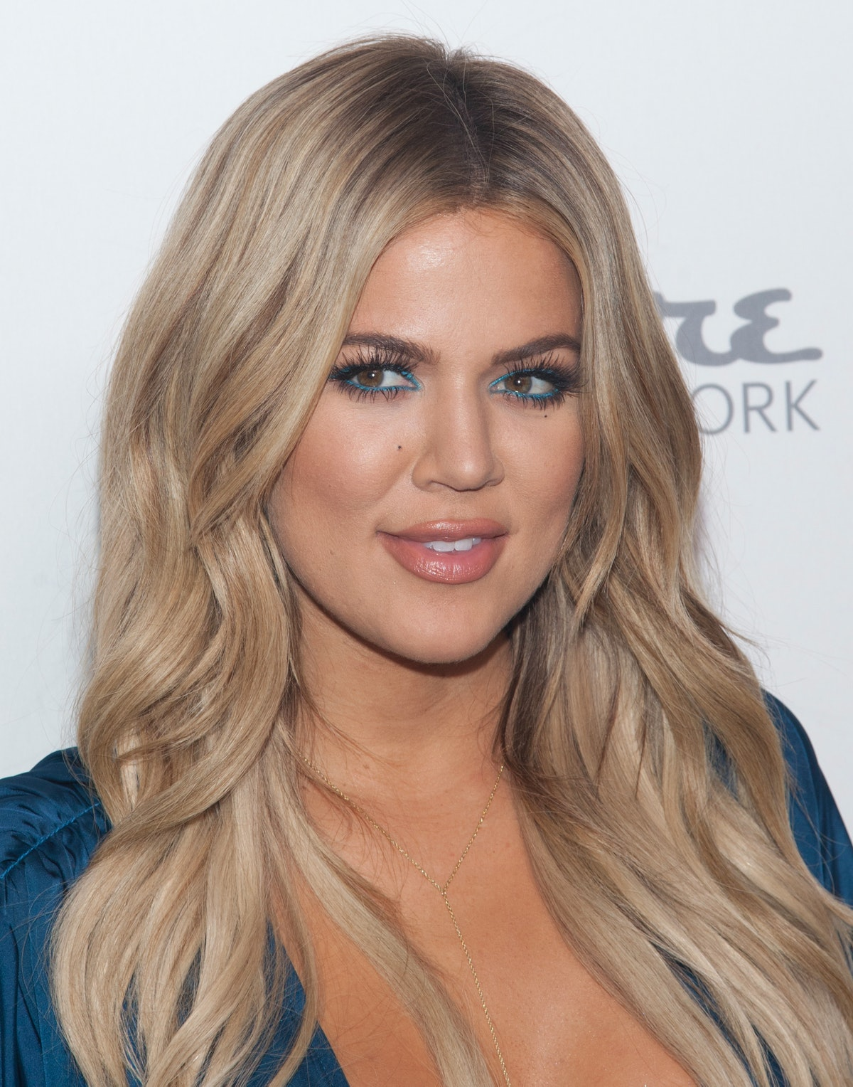 """Khloe Kardashian attends the """"2015 NBCUniversal Cable Entertainment Upfront"""" at the Jacob K. Javits ..."""