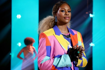 Laverne Cox is a true GOAT for her activism work on behalf of the trans community.