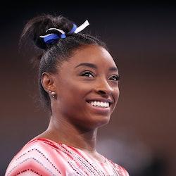 Simone Biles is considered the GOAT of elite gymnastics.