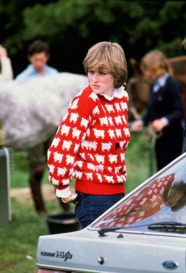 Princess Diana was proud of her black sheep status.