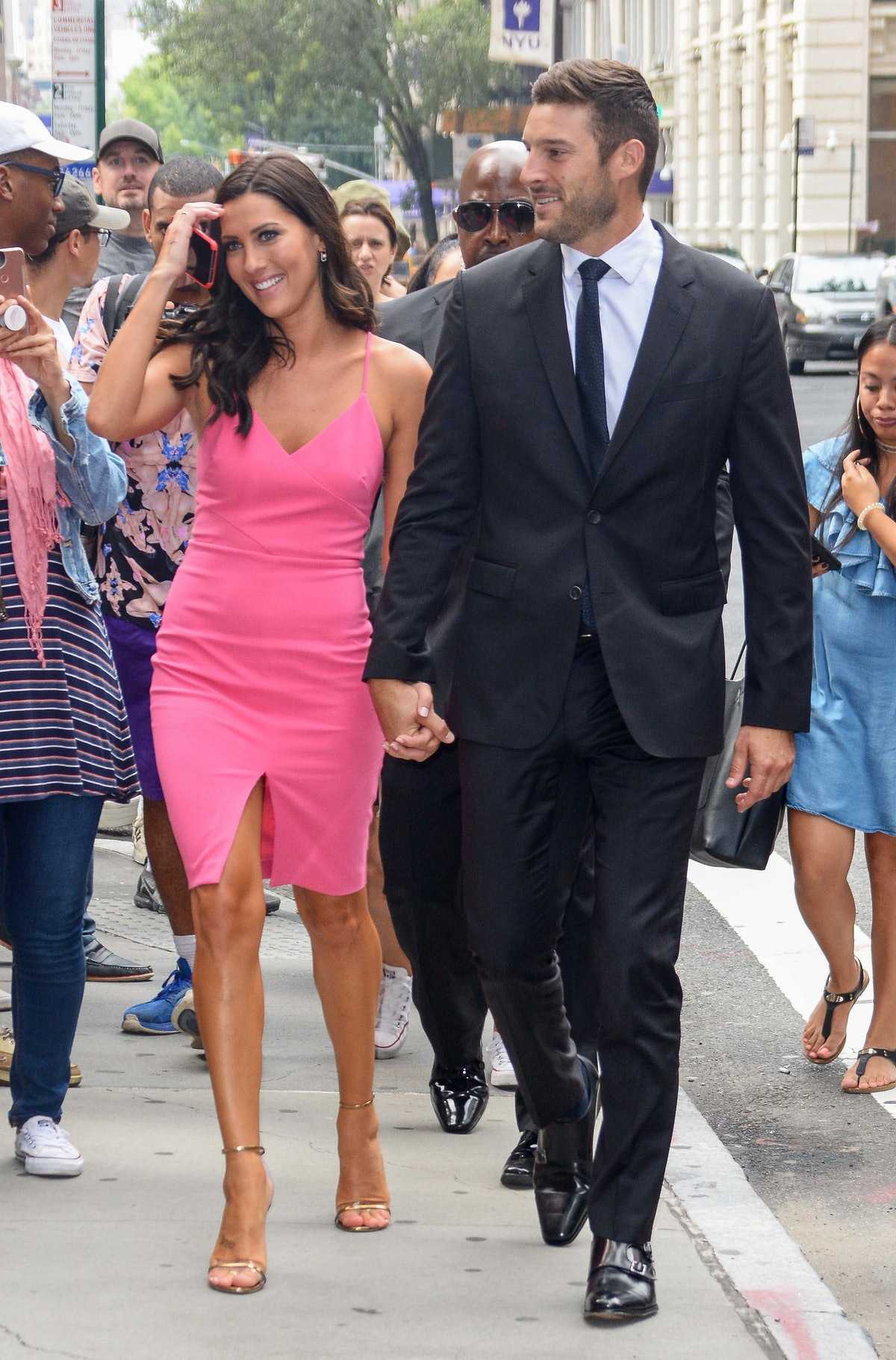 Becca Kufrin's relationship history is full of confusing ups and downs.