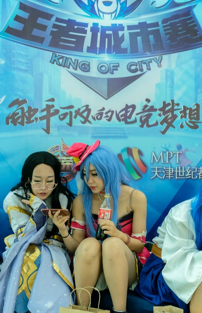 Kids in China have been limited to three hours of video games a week per the National Press and Publ...