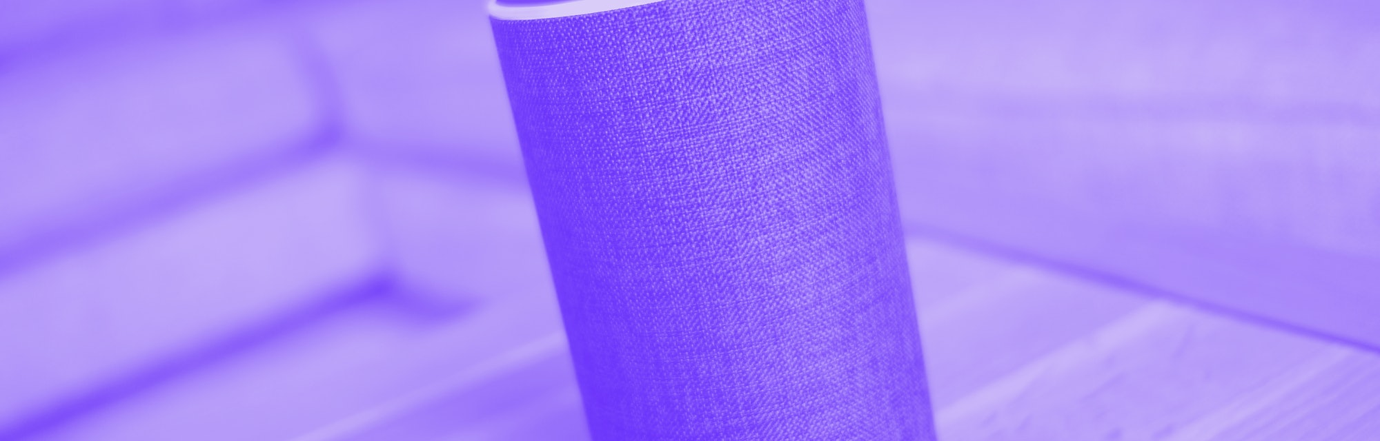 A general view of an Amazon Echo smart speaker. Amazon's Alexa is set to answer people's health quer...