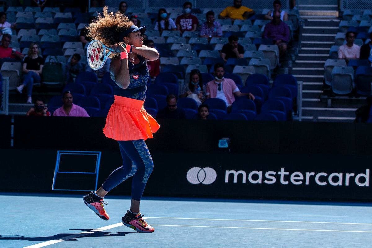 Naomi Osaka's best tennis dresses and clothes through the years often carry hidden meanings, like he...