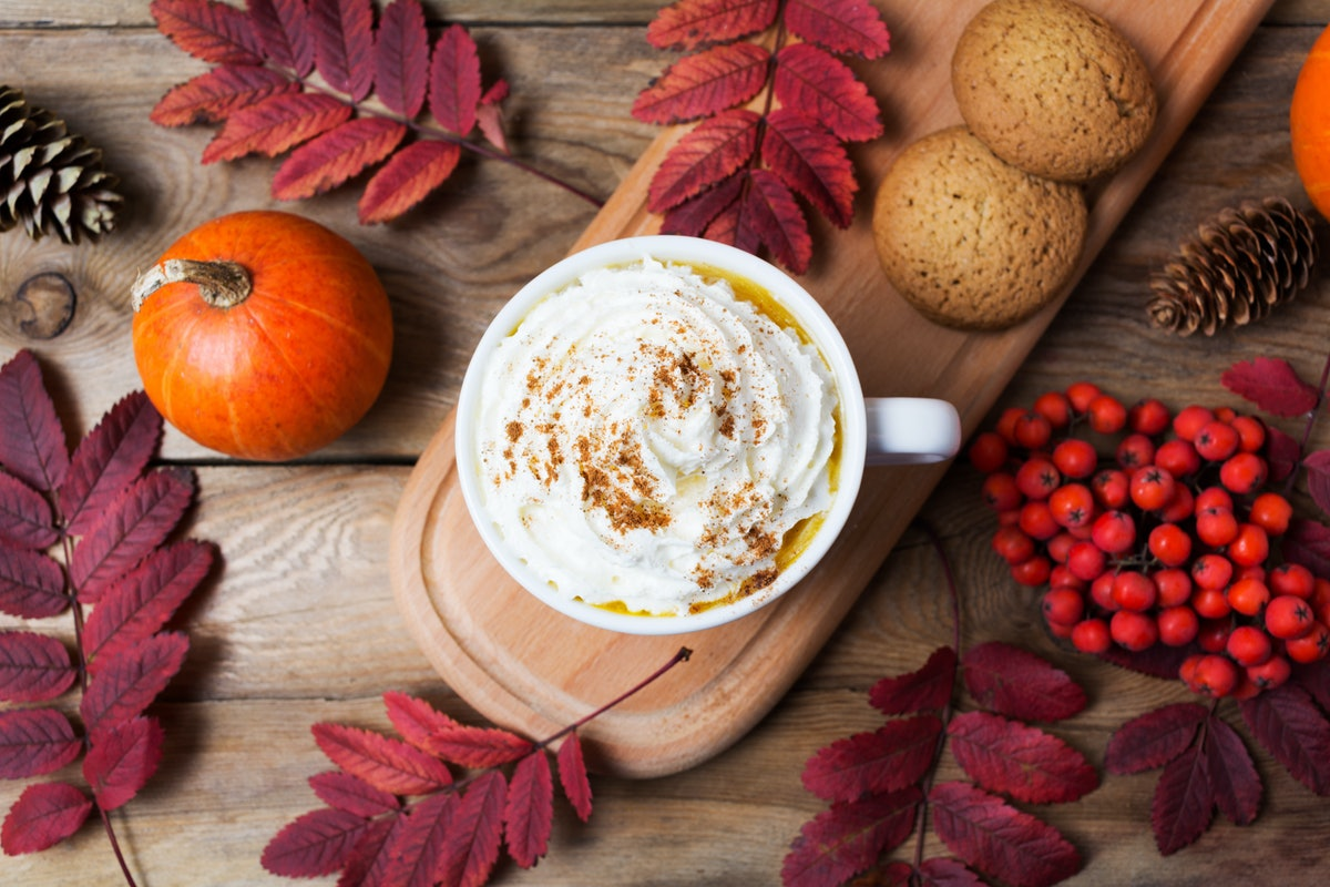 These fall drinks for 2021 include pumpkin, apple, and more.
