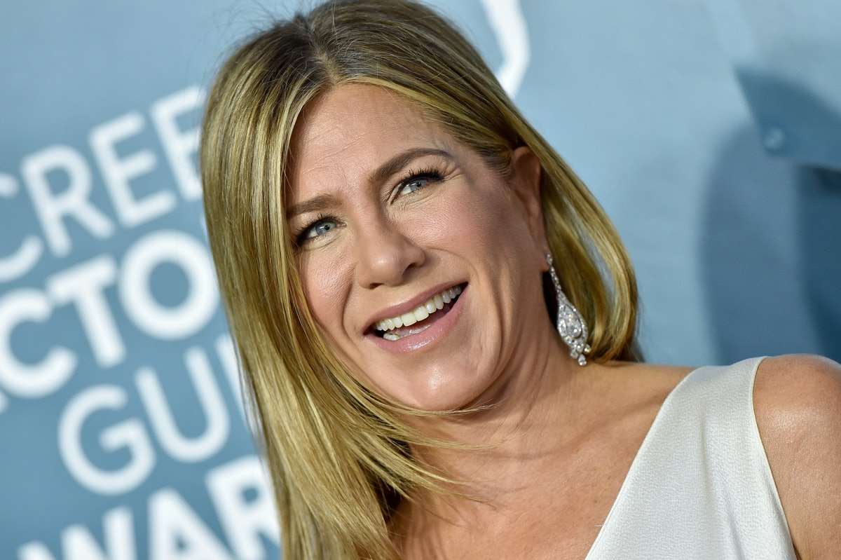 LOS ANGELES, CALIFORNIA - JANUARY 19: Jennifer Aniston attends the 26th Annual Screen Actors Guild A...